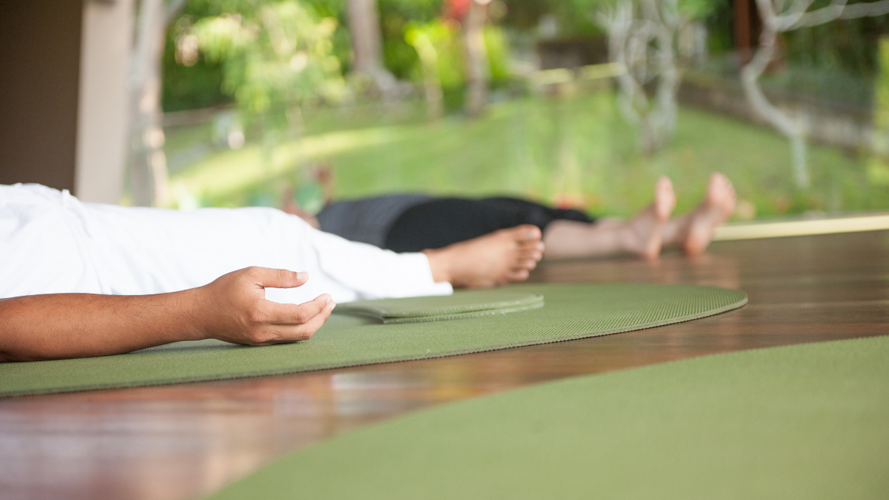 Surprise: Yoga Nidra Looks More Like Sleeping Than Yoga