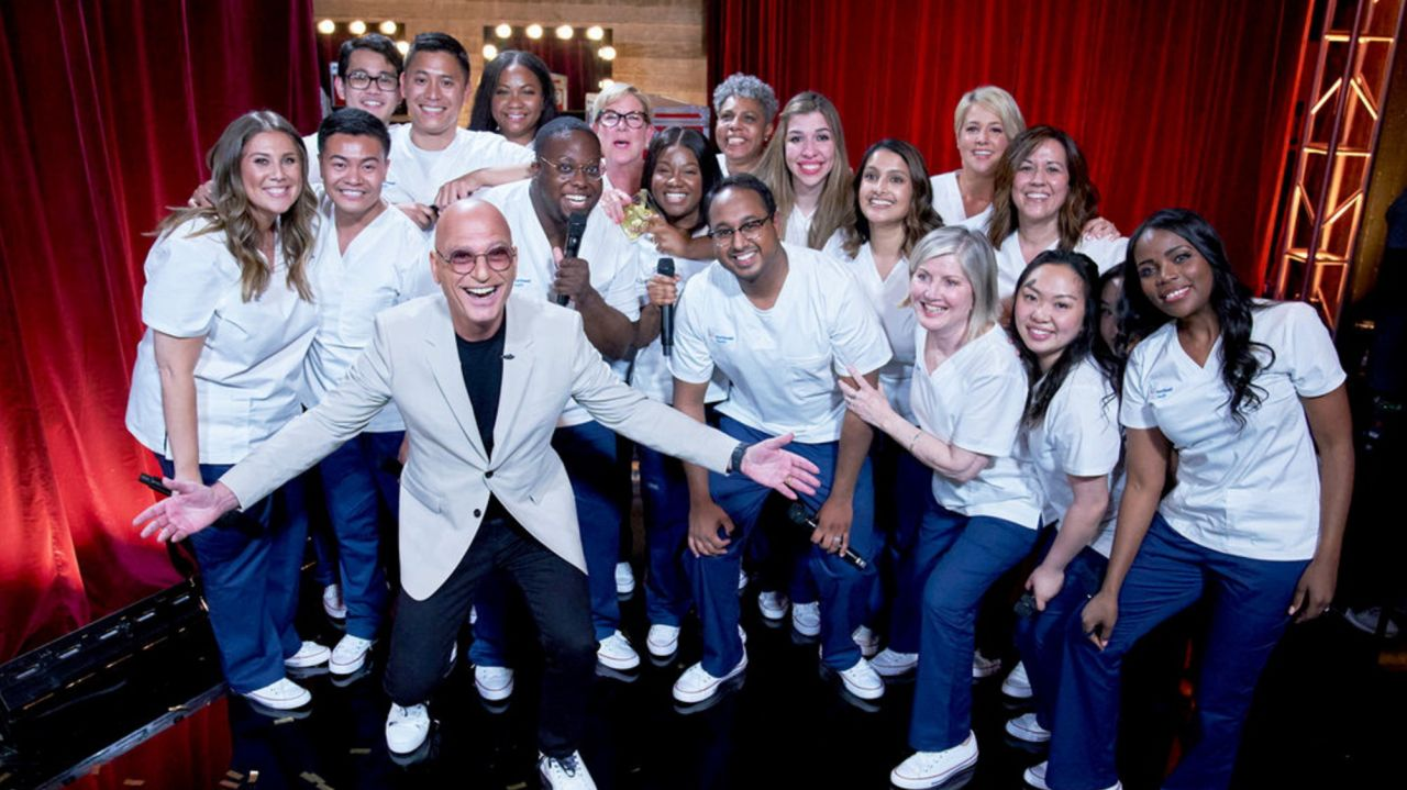 Northwell Nurses Got Talent! Watch These 9 Minutes for a Mega-Dose of Uplift…