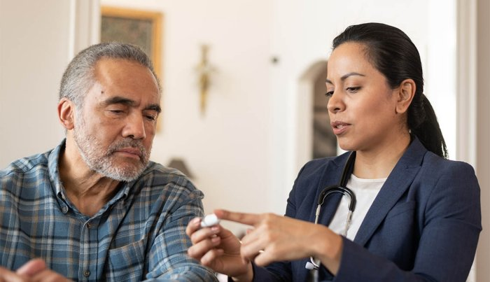 Type 2 Diabetes, Guided Imagery, & the Hispanic Connection