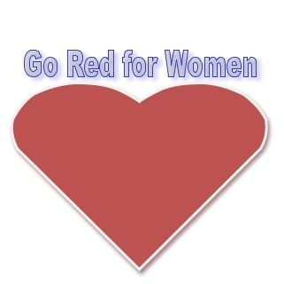 Tips to Help You Go Red Each Week in February-Body, Mind, Heart and Soul