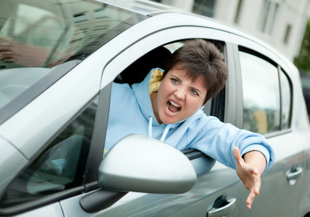What Audios Can Help Me Avoid Road Rage During My Daily Commute?