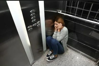 What Audios Would You Recommend for Claustrophobia in Elevators or Airplanes?