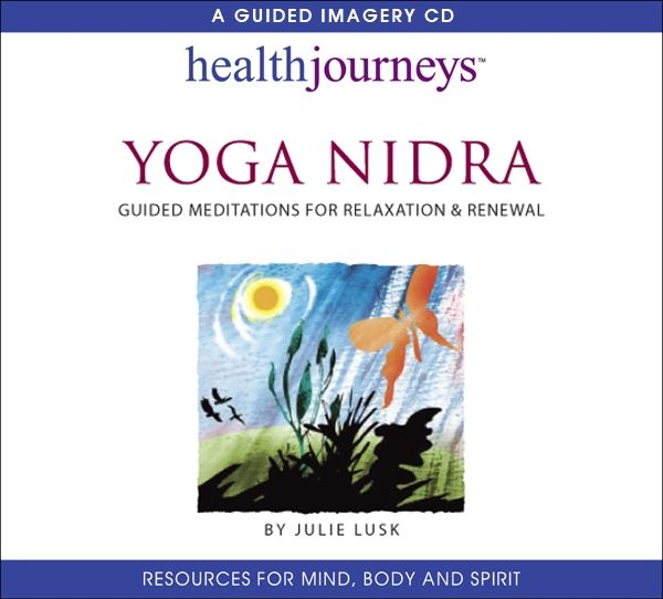Huzzah! Julie Lusk's Yoga Nidra and Mindfulness Downloads Are Here!