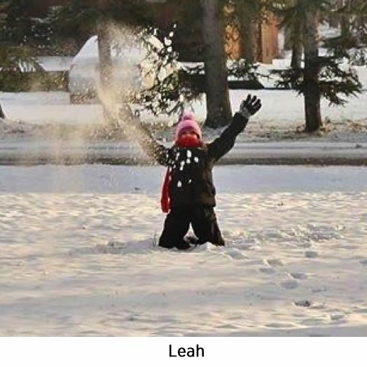 What We Can Learn from Children and Pets about the Magnificence of Winter