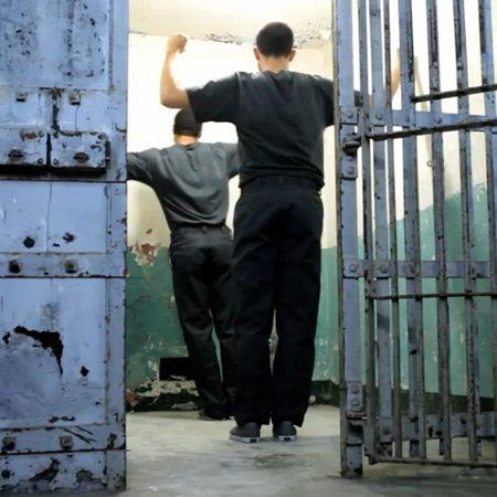 Amie Dowling Choreographs Ex-Prisoners inside Alcatraz