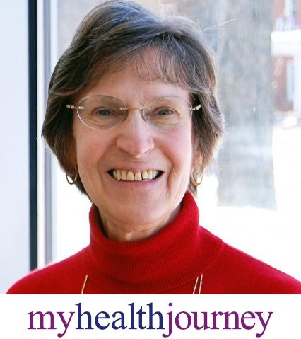 Sarah Andrews: My Health Journey