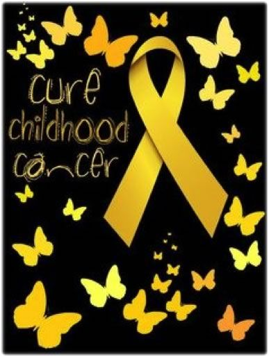 September is Dedicated to Raising Awareness of Childhood Cancer
