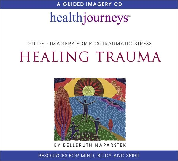 Guided Imagery for Trauma Produces Healing Tears