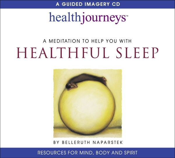 What Powerful Sleep Meds Couldn't Do, Guided Imagery Did!