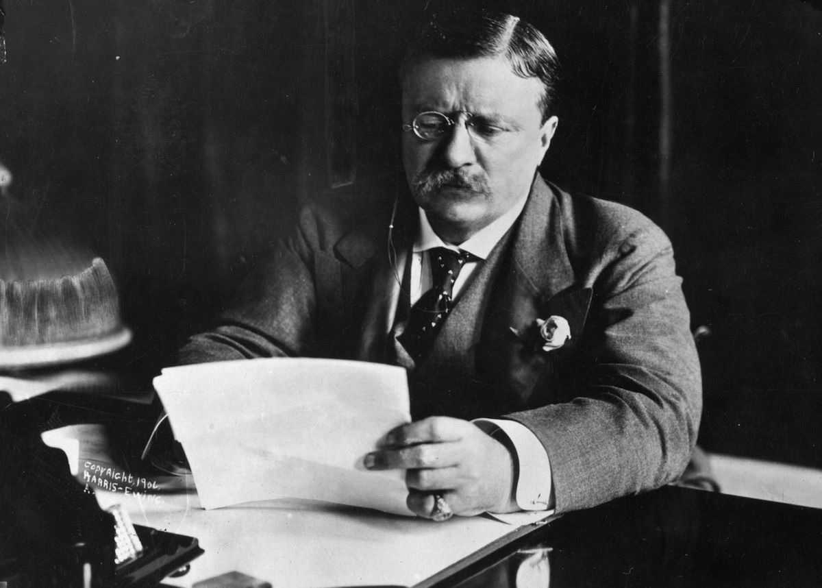 How Teddy Roosevelt Got Emmett Miller Out of His Shy Guy Teenage Shell
